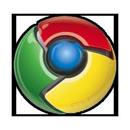 Google Chrome Icon Mostafa Sheshtawy