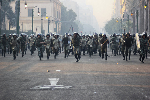 SCAF army