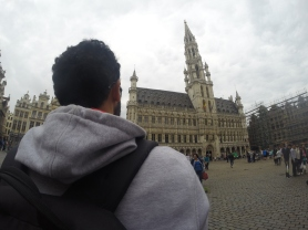 The Grand Place Brussels